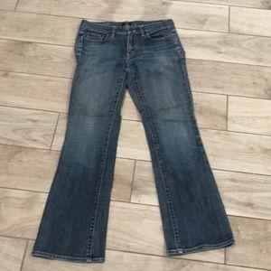 J. Crew stretch bootcut 28s jeans